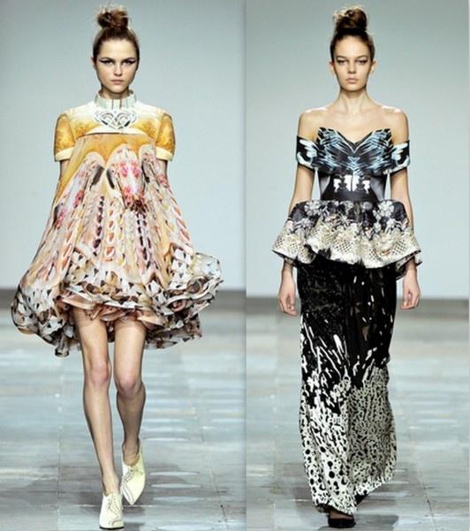 London Fashion Week Highlight: Mary Katrantzou