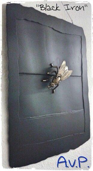 """Black Iron"" by A.v.P."