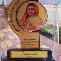 Ahilyabai Holkar Award presented to Dr. Sunita Tandulwad