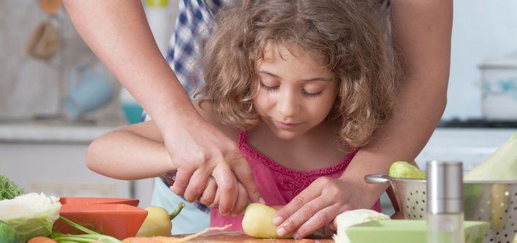 8 Ways To Get Kids To Eat More Fruits & Veggies