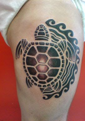 Polynesian Tattoo Design 56