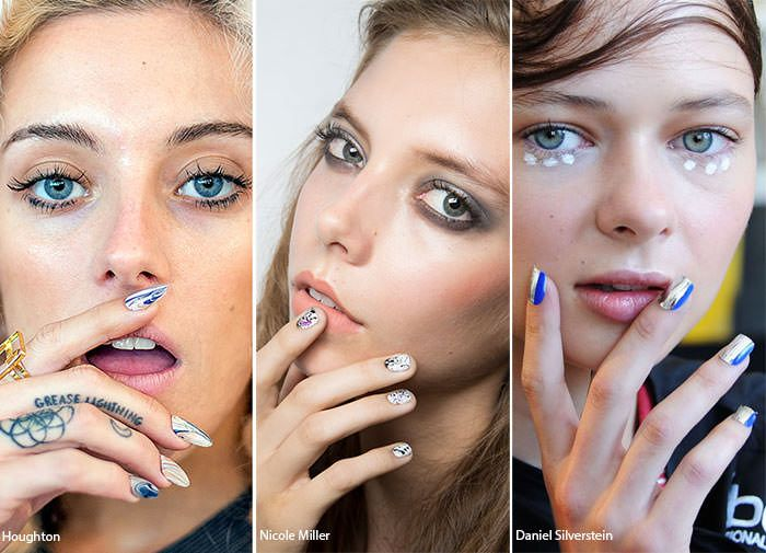 Fashion Nails Fruhling Sommer Heisse Trends Nagelkunst