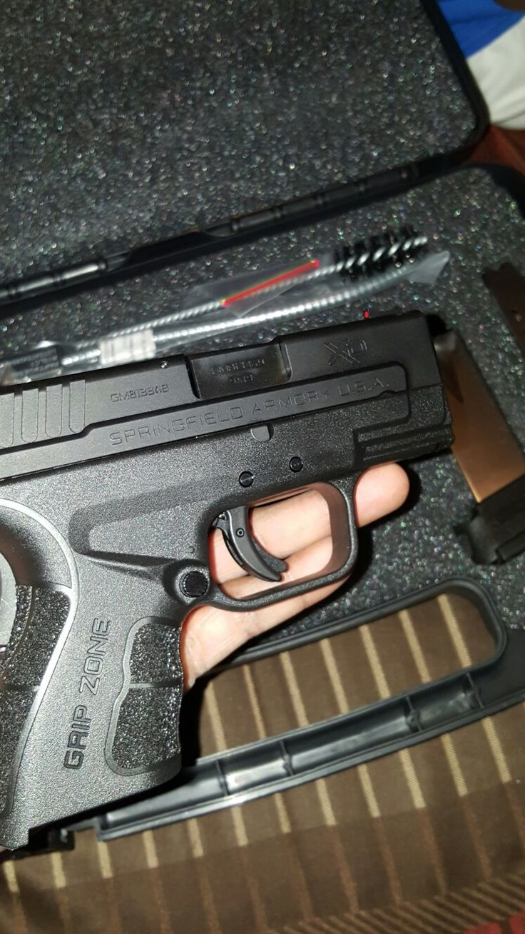 Meet my new baby!!! Springfield xd mod 2 subcompactLoading that magazine is a pain! Save those thumbs & bucks w/ free shipping on this handgun magazine loader i got mind at  http://www.amazon.com/shops/raeind