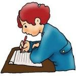 Scrivere a tema