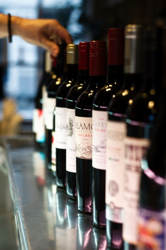Wine wine wine...