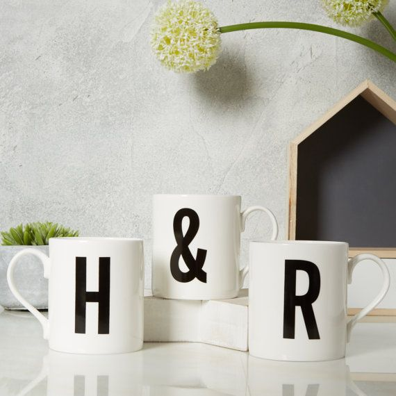 17 best ideas about letter mugs on pinterest cheap coffee mugs alphabet mugs and handwriting fonts