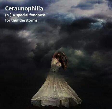 Ceraunophilia