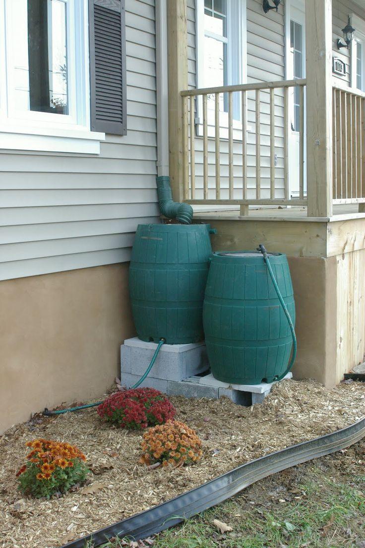 installer baril récupérateur eau - Recherche Google