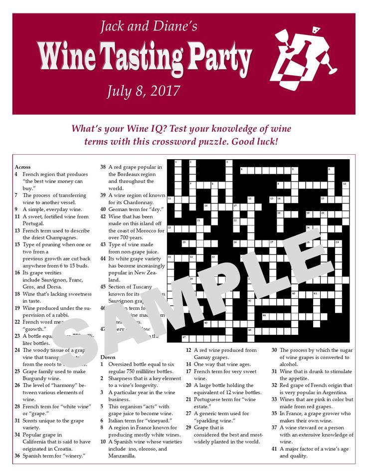 Pin On Wine Pairing