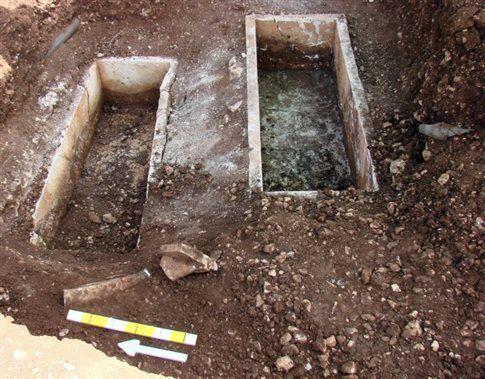 Αρχαίος τάφος αποκαλύφθηκε στην Ικαρία