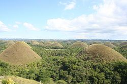 Bohol - Wikipedia, the free encyclopedia