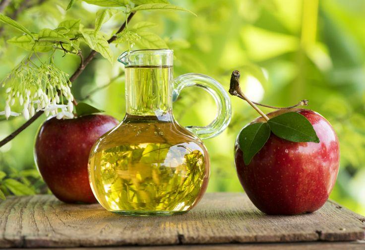 Manfaat Besar Cuka Apel untuk Gangguan Pencernaan