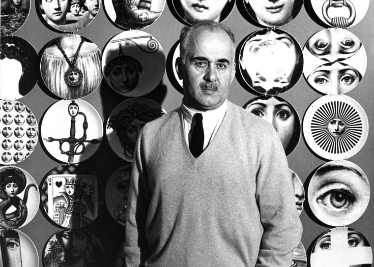 This year marks the 100th anniversary of the birth of Fornasetti founder Piero Fornasetti (above). With a new wallpaper collection for Cole & Son coming out ...