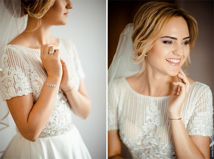 must have bridal portrait on your wedding day #grabazei #weddingphotoideas #bridalportrais #bridalpreparations