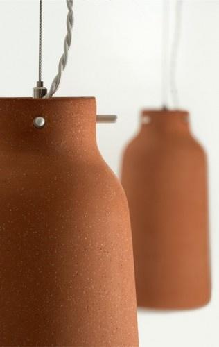 Ceramic-clay-lamps