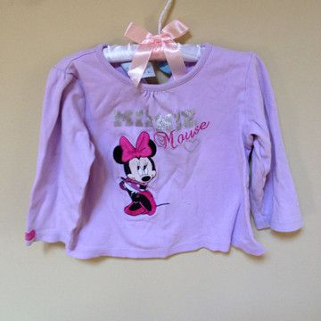 Disney Minnie Mouse Long sleeve Tshirt and Tank top dress – Sprogshop