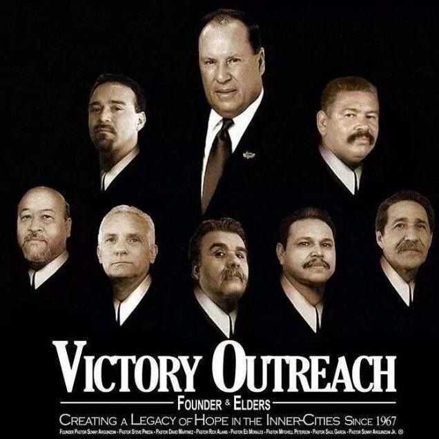 founding fathers of victory outreach