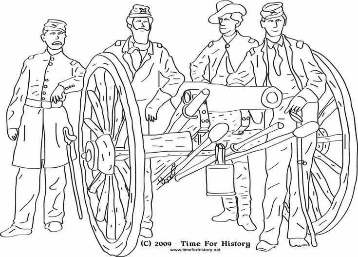 378 best civil war everything else images on pinterest | civil ... - Civil War Uniforms Coloring Pages