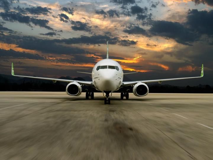 Boeing 737-800 Available for Charter. Travel the world with Private Jet Charter. Charter a Jet with us - http://www.privatejetcharter.com