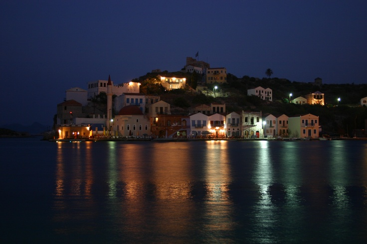 Kastelorizo FULL MOON