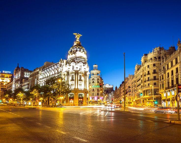48 ώρες στη Μαδρίτη