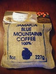 blue jamaican coffee - Google Search