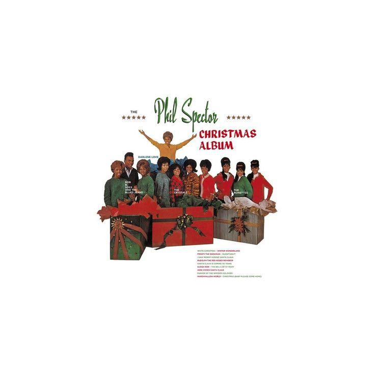 Phil Spector Christmas Album & Various - Phil Spector Christmas Album / Various (Vinyl)