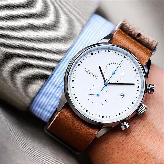 Chubster's choice Men's Watches - Watches for Men ! - Coup de cœur du Chubster Montre pour homme ! Tayroc watches #ad