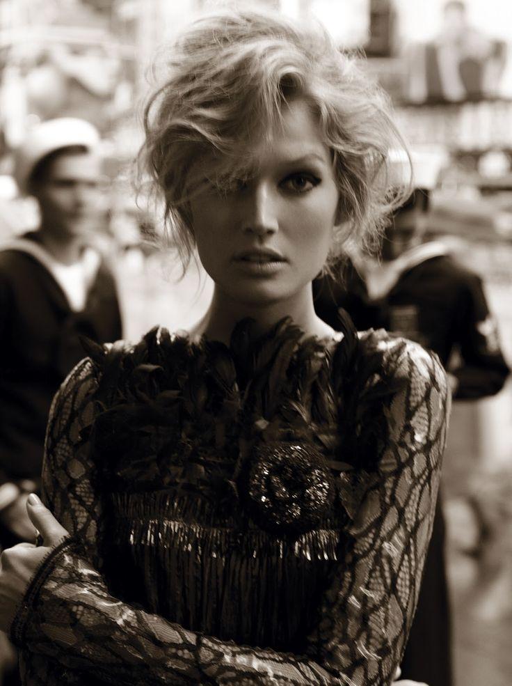 Glory Days | ToniGgarrn | Alexi Lubomirski #photography | Vogue Germany August 2012
