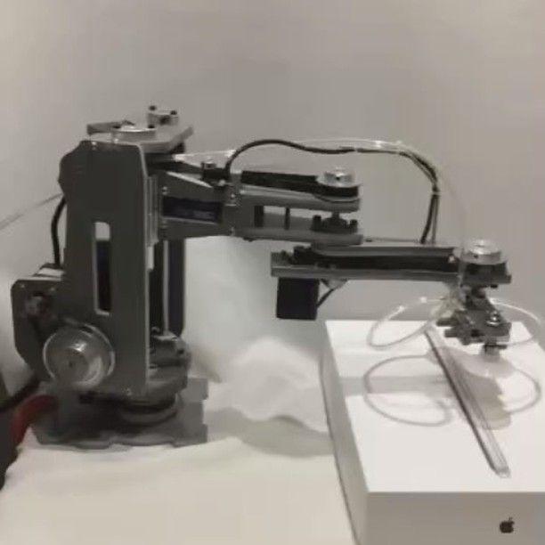 Desktop RDG-Scara Robotic Arm