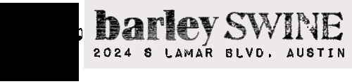 BARLEY SWINE. 2024 S. Lamar Boulevard. An absolute must-stop to taste some of the most profoundly future-forward dishes being cooked in Austin right now. Award-winning chefs prepare your food.
