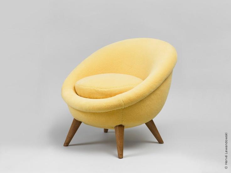 1000 id es sur le th me fauteuil oeuf sur pinterest art en carton jour de - Fauteuil oeuf occasion ...