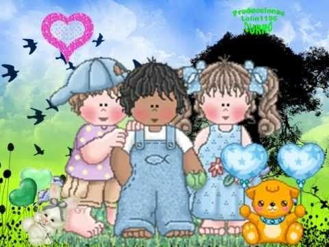 Canción Infantil Los niños queremos la paz