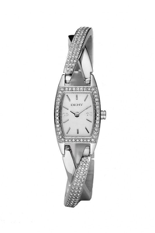 NY4633 - DKNY Crosby dames horloge