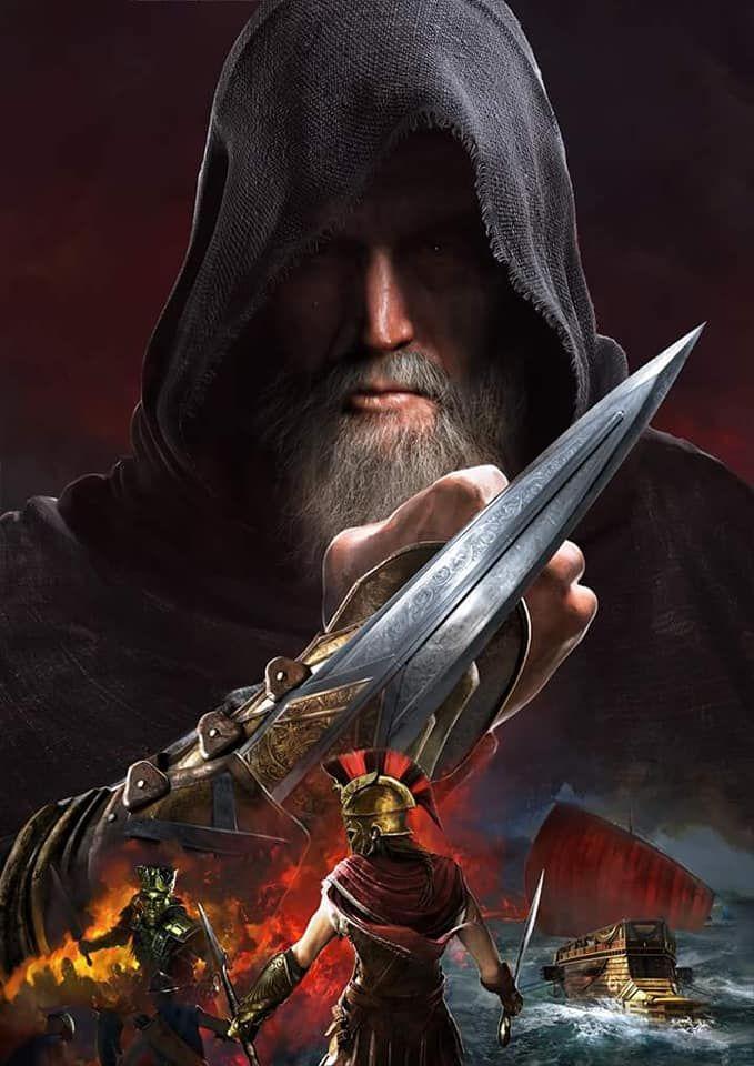 Blade Of Darius The First Hidden Blade Assassins Creed