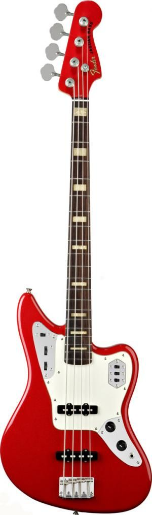 Fender Jaguar Bass, I own one of these, This baby is heavy.