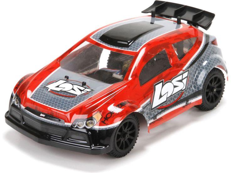 Losi Micro Rally-X 4WD Model RTR czerwone 1/24 http://germanrc.pl/pl/c/Samochody-Losi/335