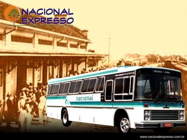 Nacional Expresso - BARRAZABUS :Onibus do Brasil e do Mundo! - Fotopages.com