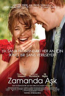 Kahvenizin yanına..: About Time (Zamanda Aşk) (2013)