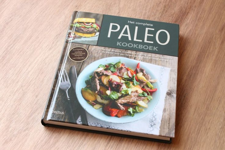 Review van het complete Paleo Kookboek. Kijk voor de review op mijn website: http://www.paleo-lifestyle.nl/review/het-complete-paleo-kookboek/