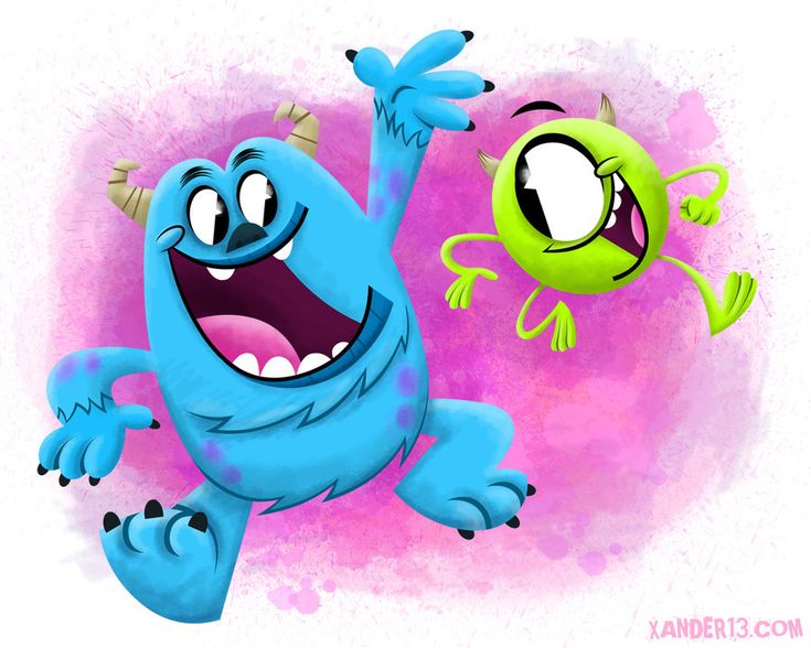 227 Best Images About Monster's Inc. (Boo Loves Kitty!) On