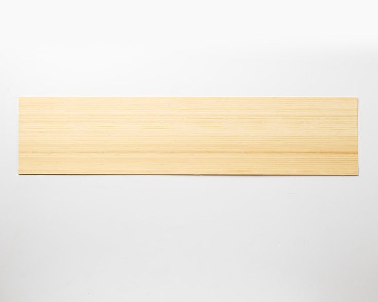 Bamboo is available in 10 or 20 packs, or add these single sheets to a maple or birch longboard veneer order.