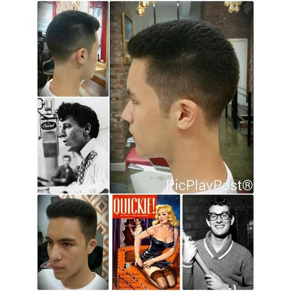 haircuts places 10 best rockabilly images on hairdos hair 5400