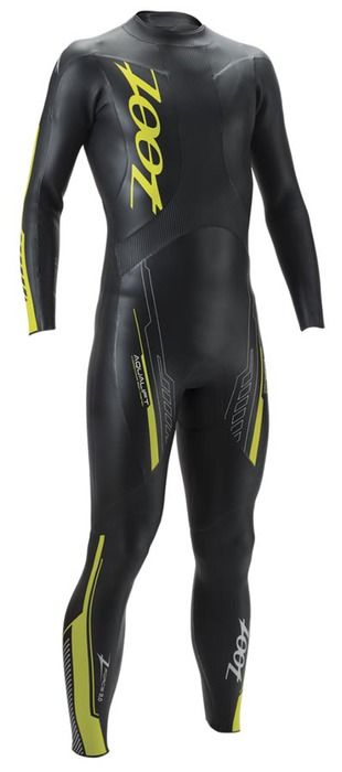 Men Zoot Z Force 3.0 Full Sleeve Triathlon Wetsuit