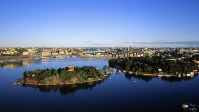 Stockholm's official visitors guide