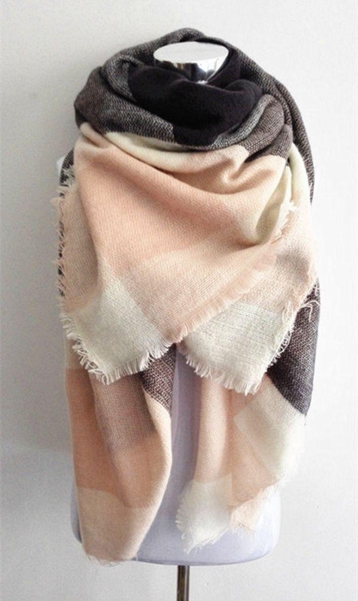 Modal Scarf - Winter Polar Ice scarf by VIDA VIDA V2v2c