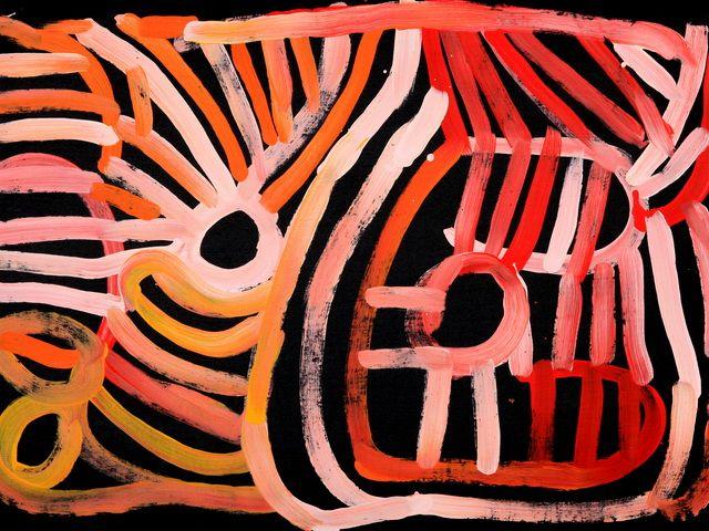 Utopia Aboriginal Art: Aboriginal Paintings from the Central Desert