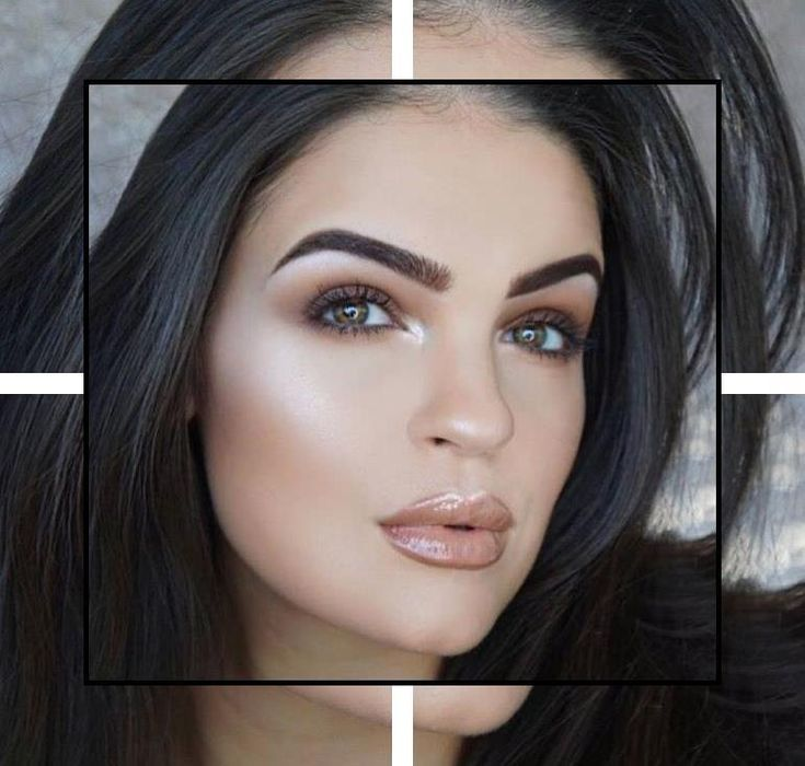 Thick Eyebrow Shapes | Eyebrow Threading Salon | Guide To ...
