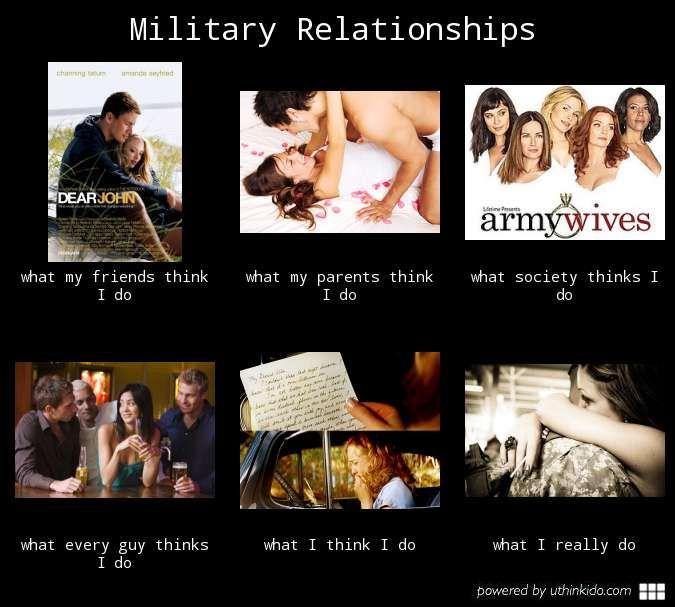 army boyfriend advice relationship