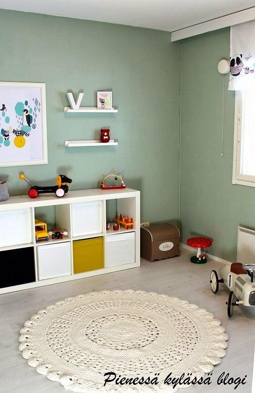 K494 Pienessä kylässä: Lasten leikkihuone